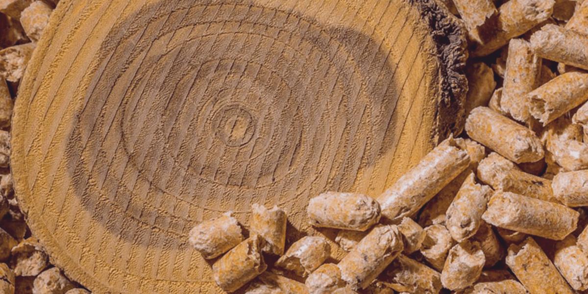 Твердое биотопливо в Украине